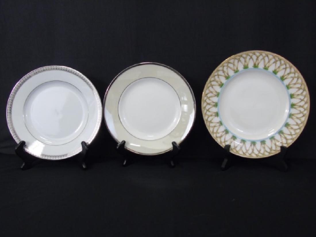 Assorted Tables - Clock & Designer Porcelain Items - 3