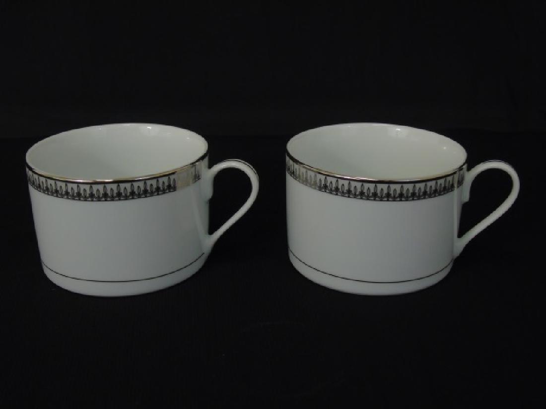 Assorted Tables - Clock & Designer Porcelain Items - 7