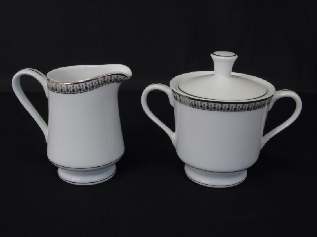 Assorted Tables - Clock & Designer Porcelain Items - 8