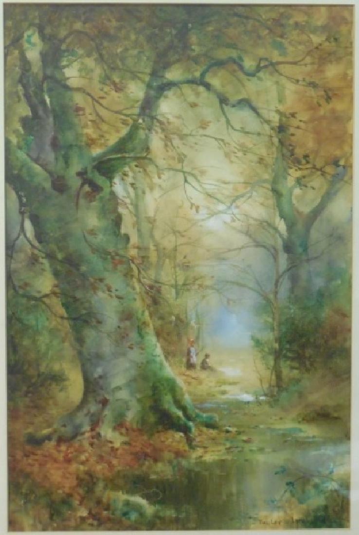 Thomas Tayler-Ireland Landscape/Lithograph - 2