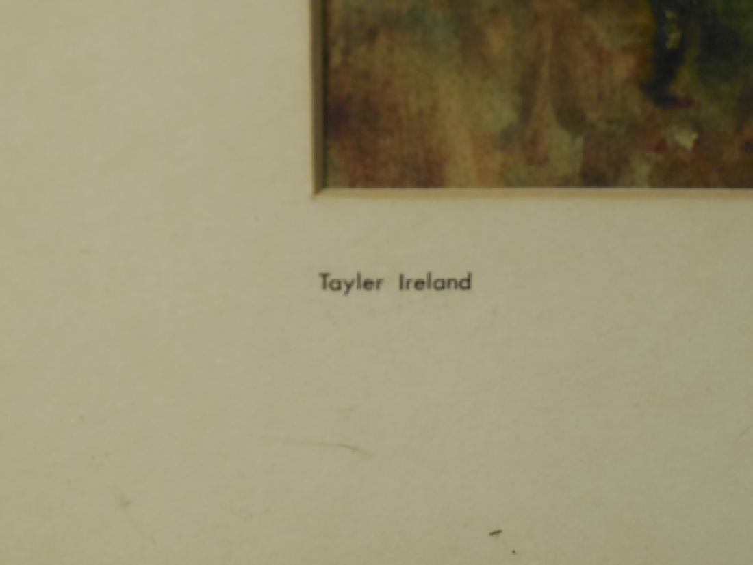 Thomas Tayler-Ireland Landscape/Lithograph - 4