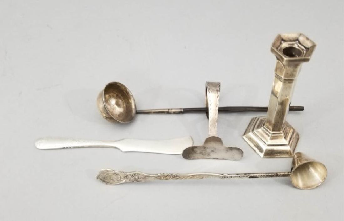 Assorted Antique English /American Sterling Silver