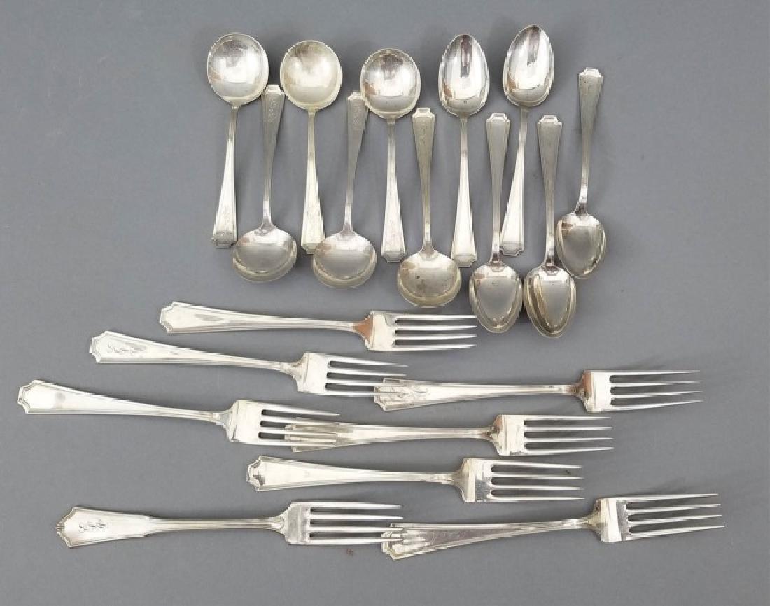 Assorted Gorham Sterling Silver Flatware Items