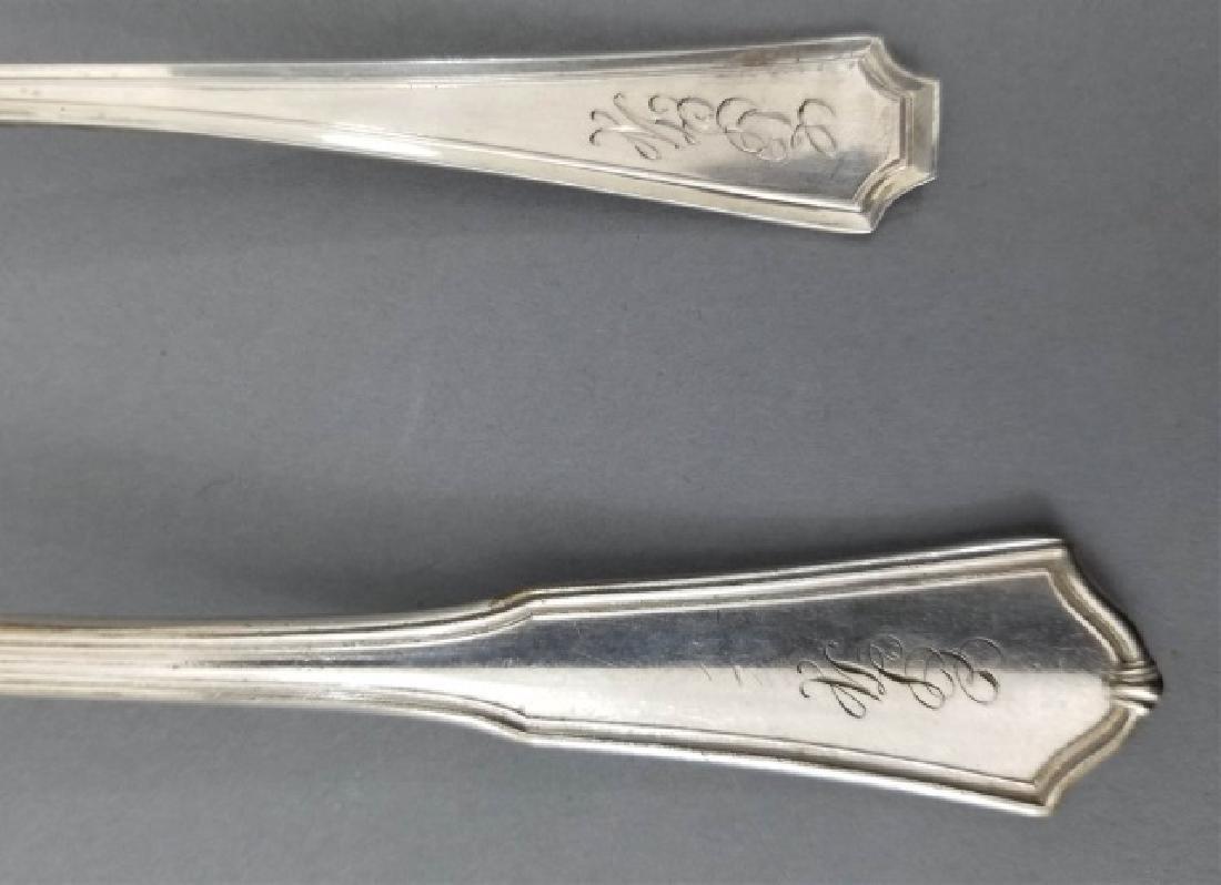 Assorted Gorham Sterling Silver Flatware Items - 2