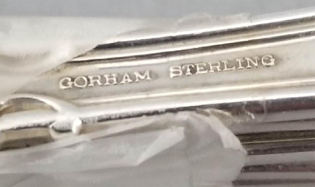 Gorham Sterling Silver Flatware Service for 6 - 6