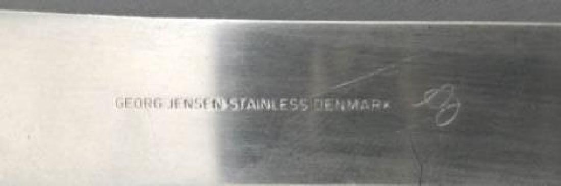 Georg Jensen Stainless Steel Serving Items & Xtras - 4