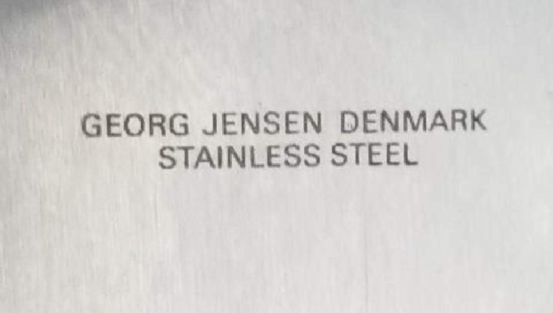 Georg Jensen Stainless Steel Serving Items & Xtras - 5