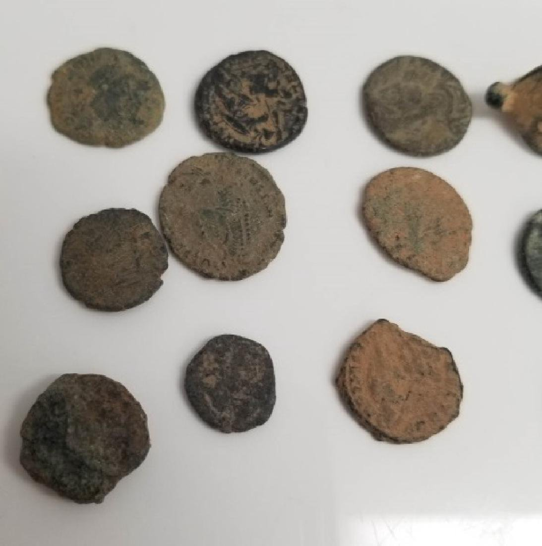 Group 2 - Collection Ancient Greek & Roman Coins - 3