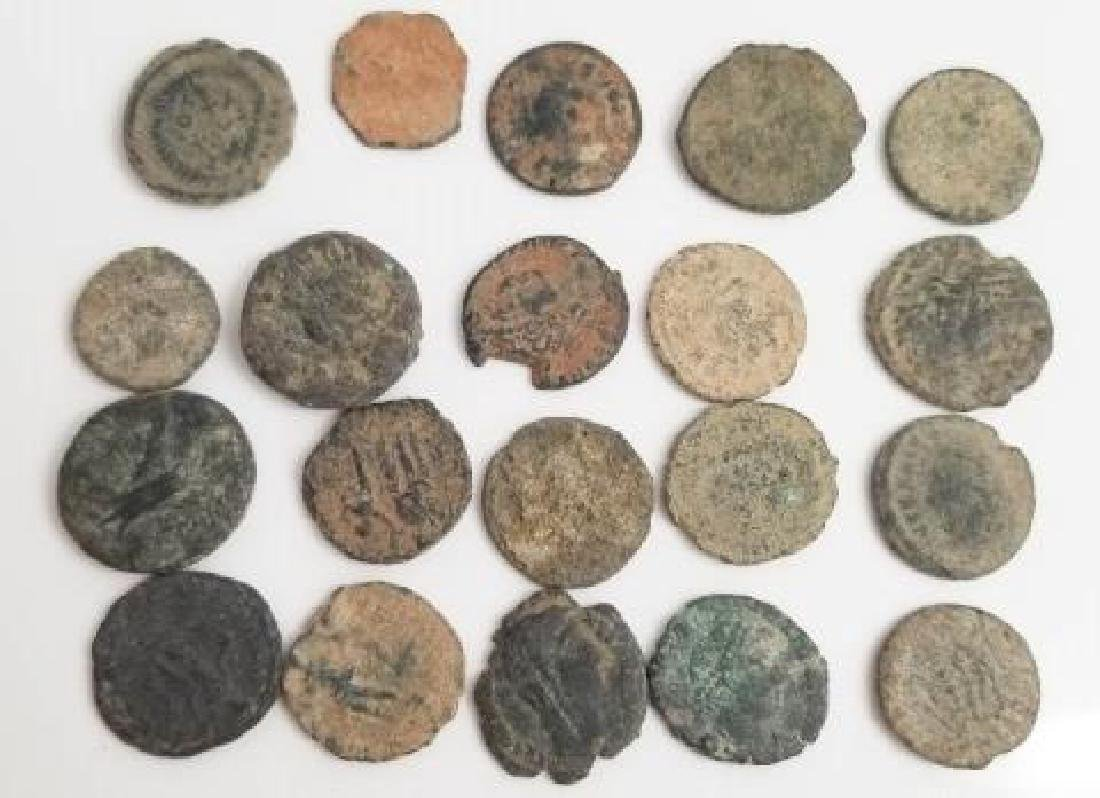 Group 10 - Collection Ancient Greek & Roman Coins