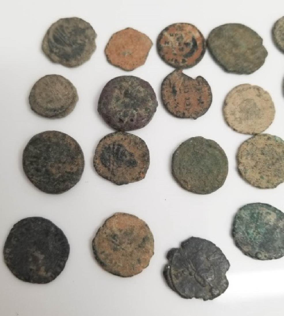 Group 10 - Collection Ancient Greek & Roman Coins - 2