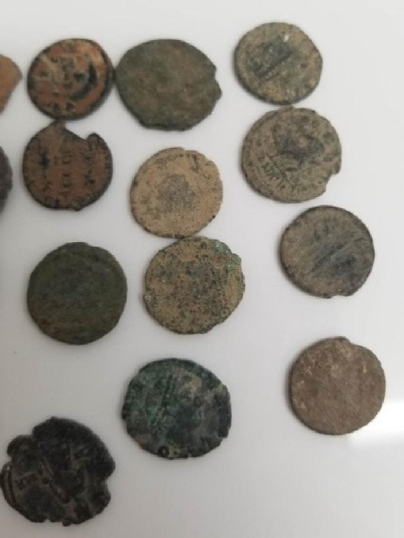 Group 10 - Collection Ancient Greek & Roman Coins - 8