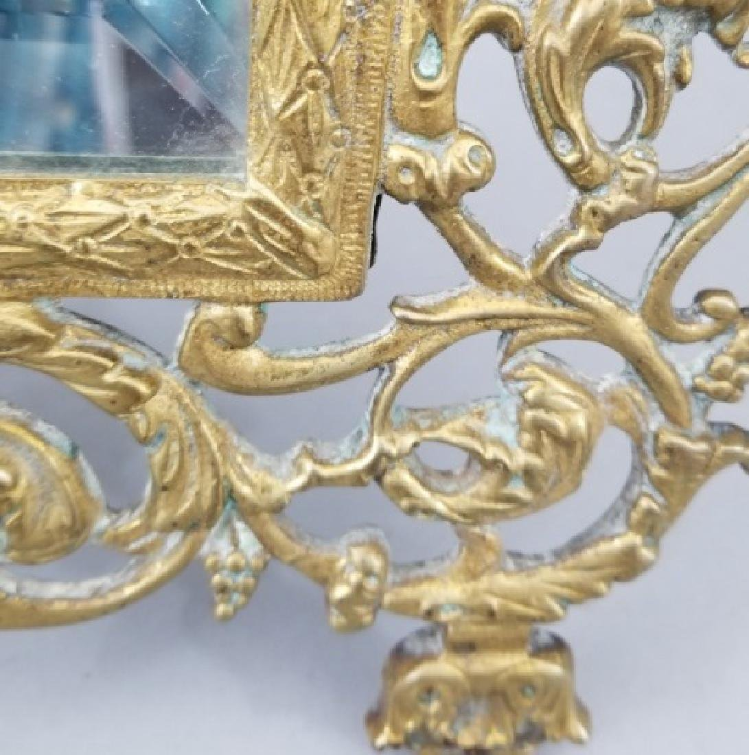 Antique Ormolu Renaissance Revival Bacchus Mirror - 4