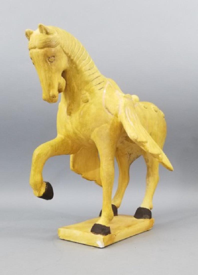 Chinese Tang Dynasty Style Table Statue of a Horse - 4