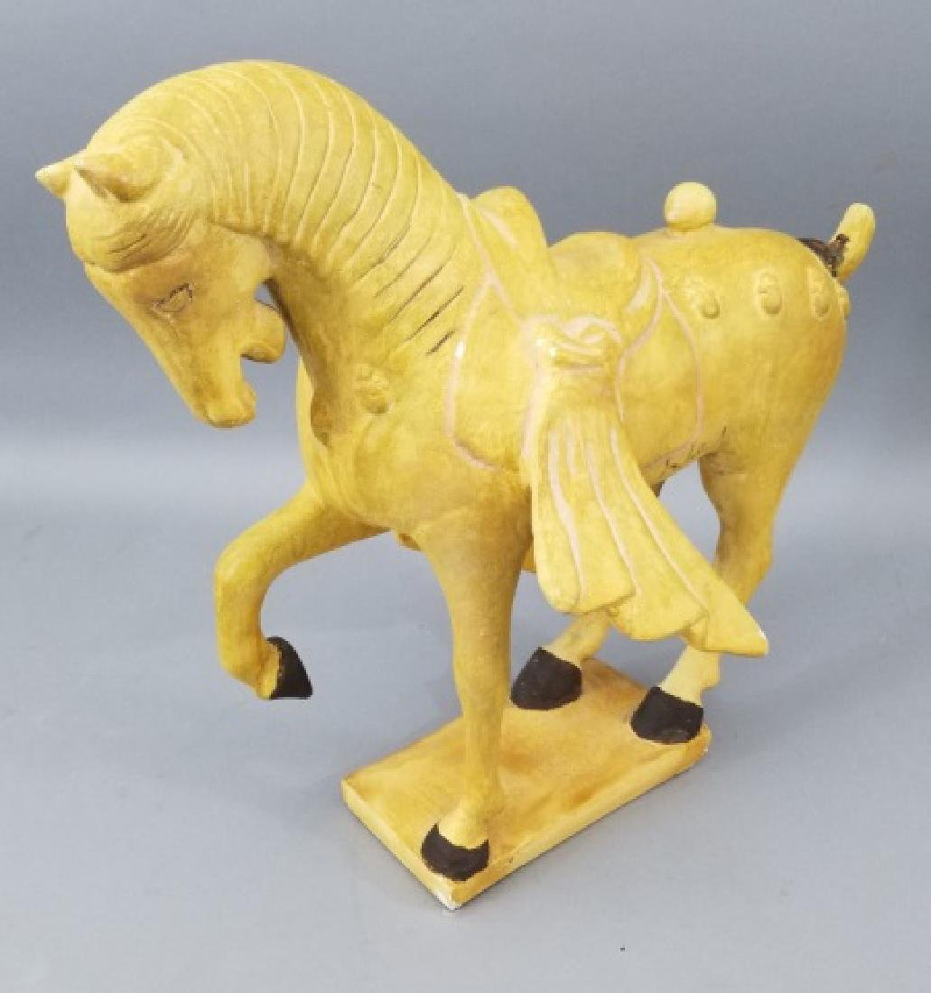 Chinese Tang Dynasty Style Table Statue of a Horse - 7