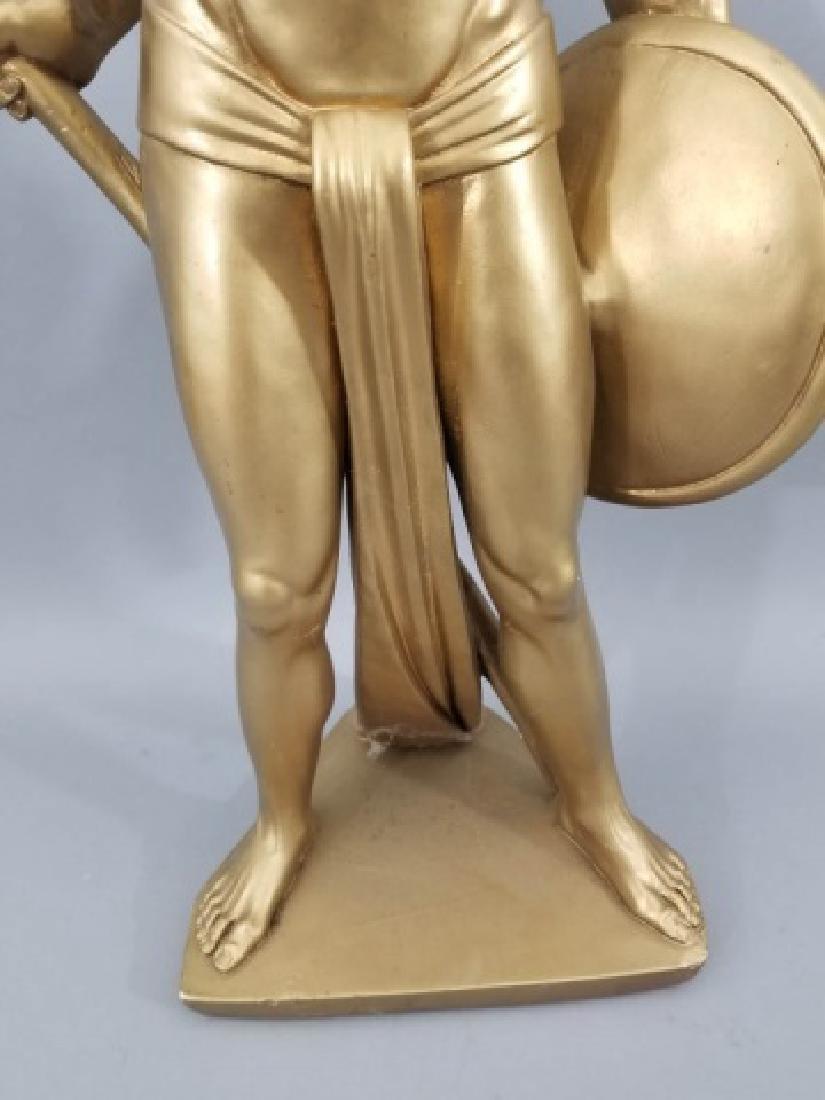 Hollywood Regency Blackamoor Style Large Statue - 6