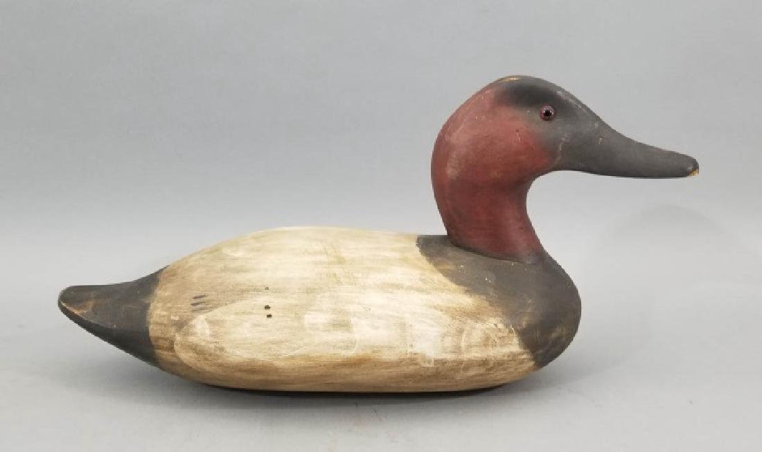 Shirley Hearne Hand Carved / Hand Painted Decoy