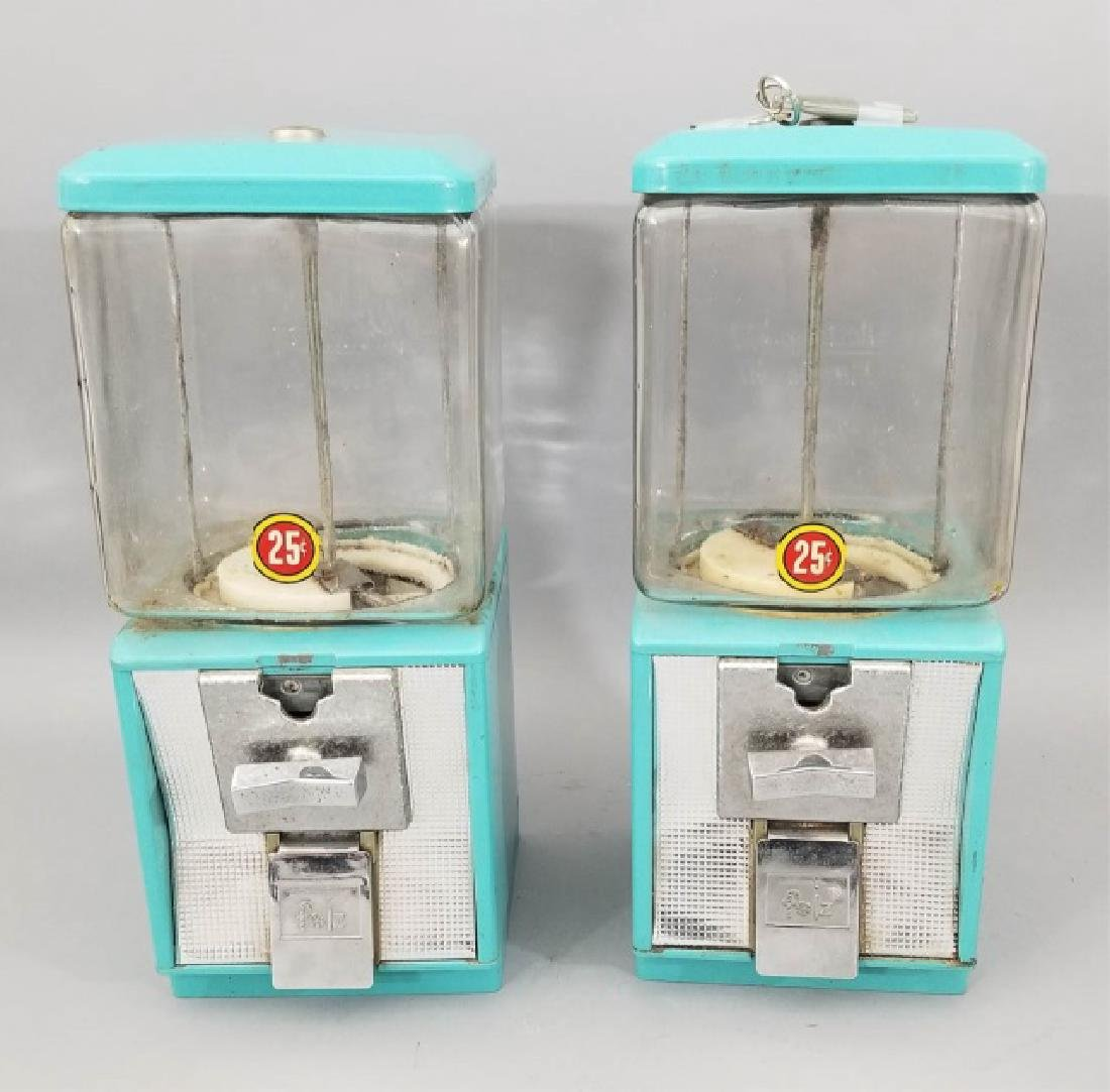 2 Vintage American Country Store Vending Machines