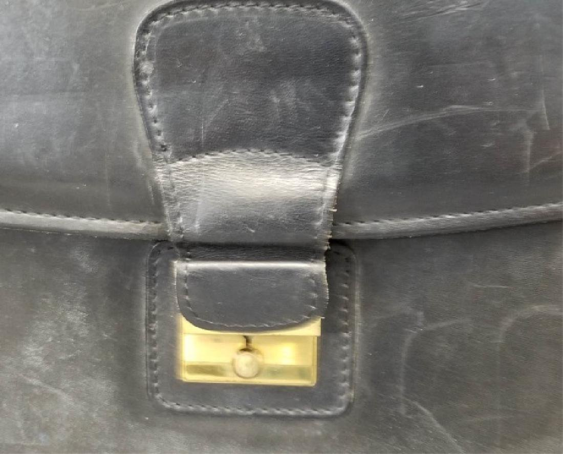 Vintage Ghurka Mystic Bag & J Daniel Briefcase - 4