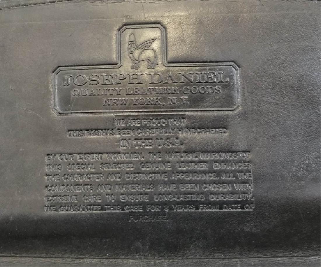 Vintage Ghurka Mystic Bag & J Daniel Briefcase - 5