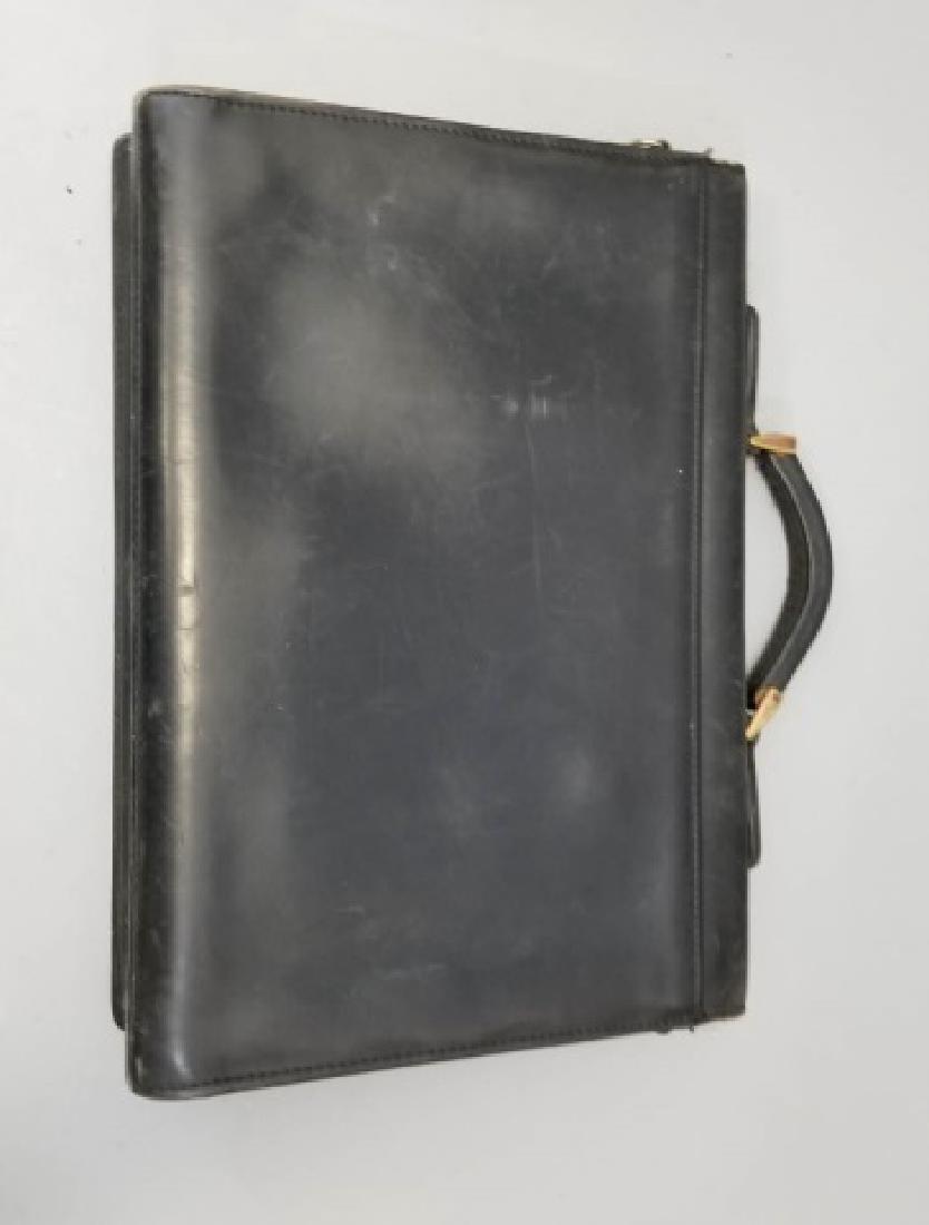 Vintage Ghurka Mystic Bag & J Daniel Briefcase - 6