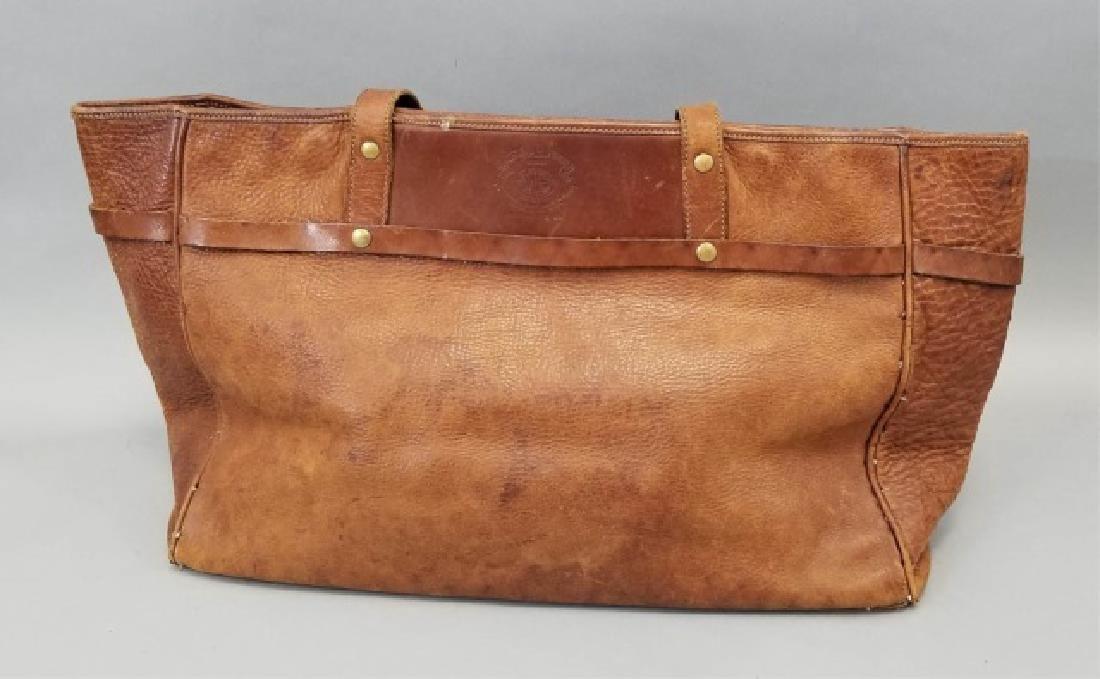 Vintage Ghurka Mystic Bag & J Daniel Briefcase - 7