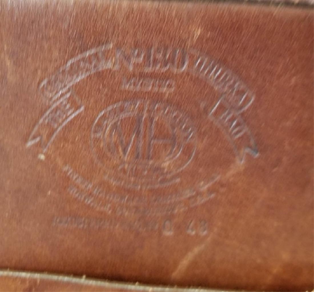 Vintage Ghurka Mystic Bag & J Daniel Briefcase - 8
