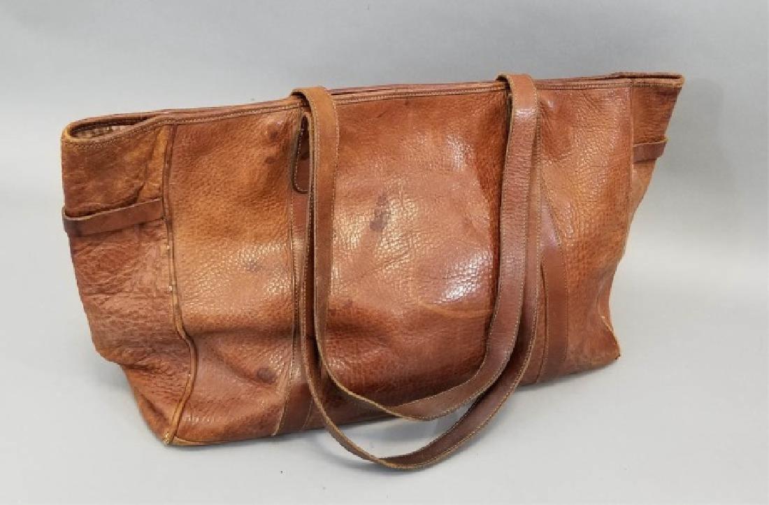 Vintage Ghurka Mystic Bag & J Daniel Briefcase - 9