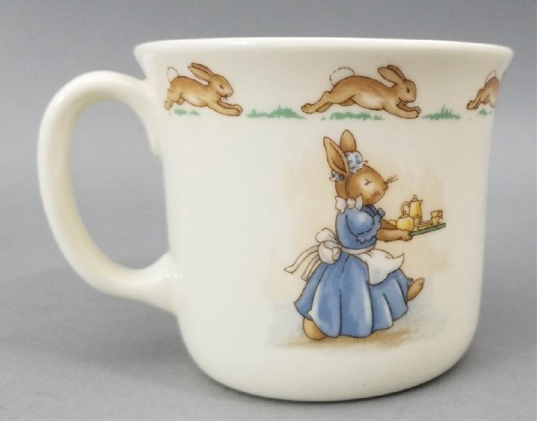 Group Children's Porcelain Items Tiffany & Doulton - 10