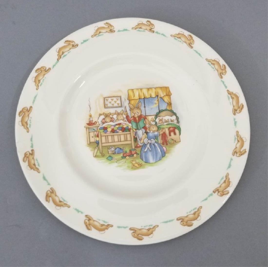 Group Children's Porcelain Items Tiffany & Doulton - 3