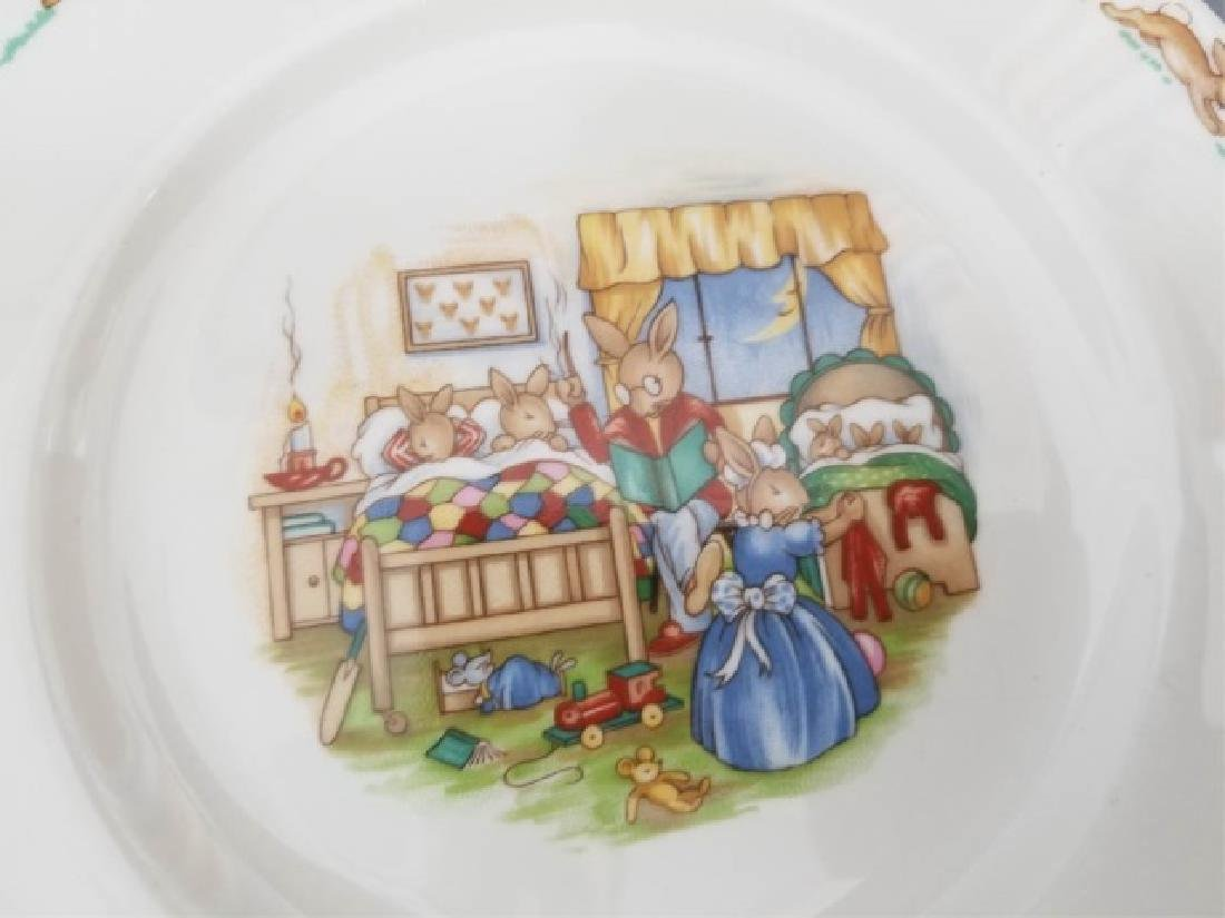 Group Children's Porcelain Items Tiffany & Doulton - 4