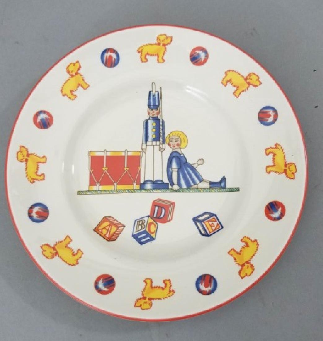 Group Children's Porcelain Items Tiffany & Doulton - 6