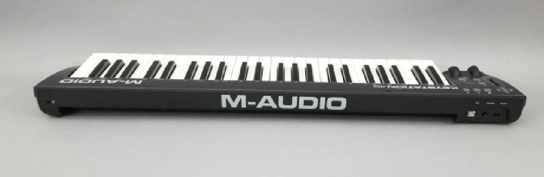 M-AUDIO Keystation 49 Electronic Keyboard - 10
