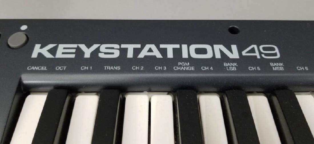 M-AUDIO Keystation 49 Electronic Keyboard - 5
