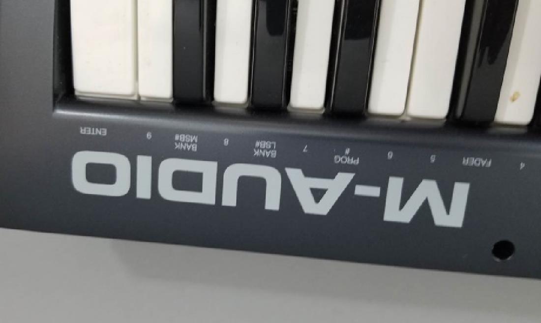 M-AUDIO Keystation 49 Electronic Keyboard - 3