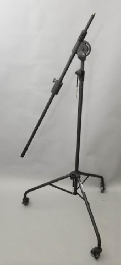 Samson Mobile Large Tripod Boom Stand - 64 Inches