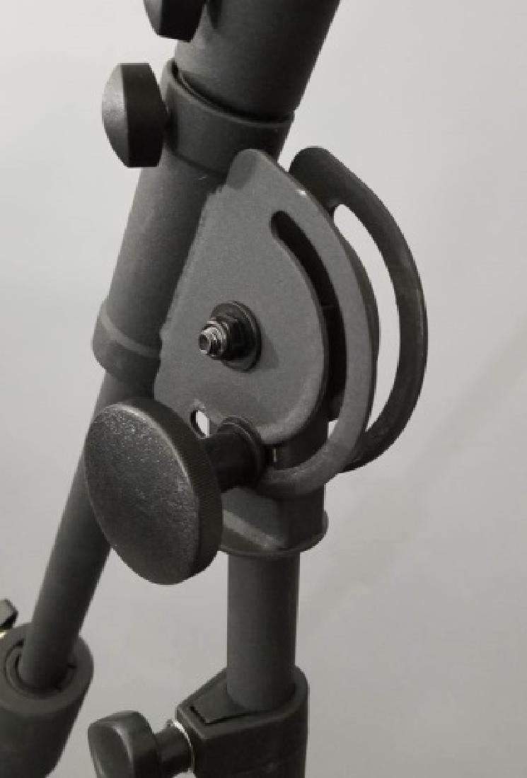 Samson Mobile Large Tripod Boom Stand - 64 Inches - 2