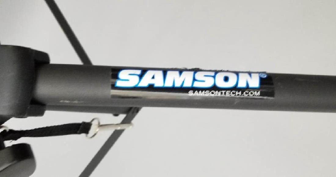 Samson Mobile Large Tripod Boom Stand - 64 Inches - 6
