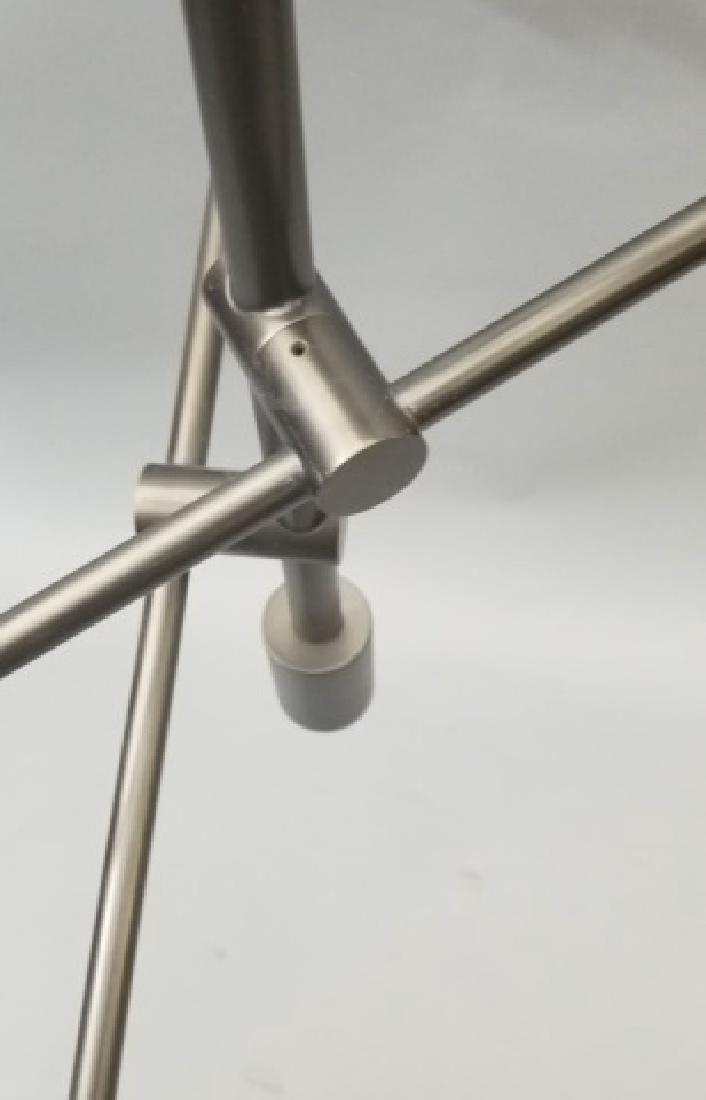 Metallic Sputnik-Style Modern Chandelier - 6