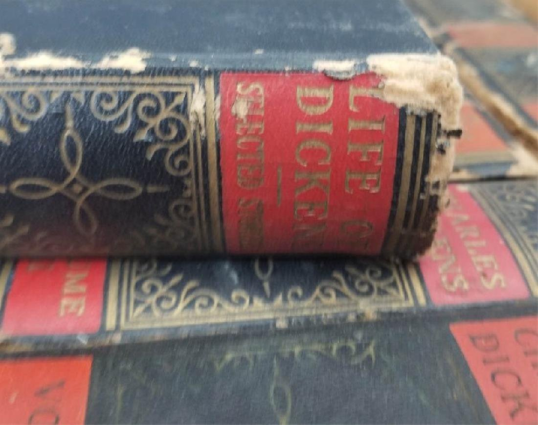 Large Set of Works by Charles Dickens c. 1871 - 4