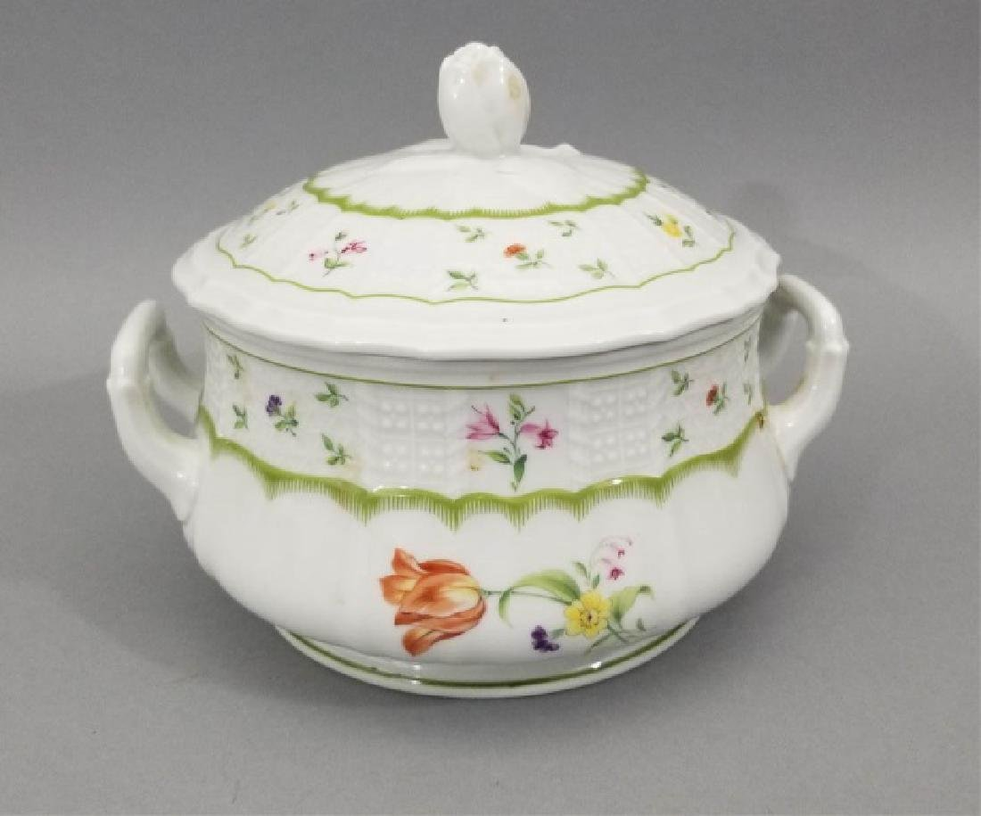 Large Heinrich Germany Chambord Serving Tureen