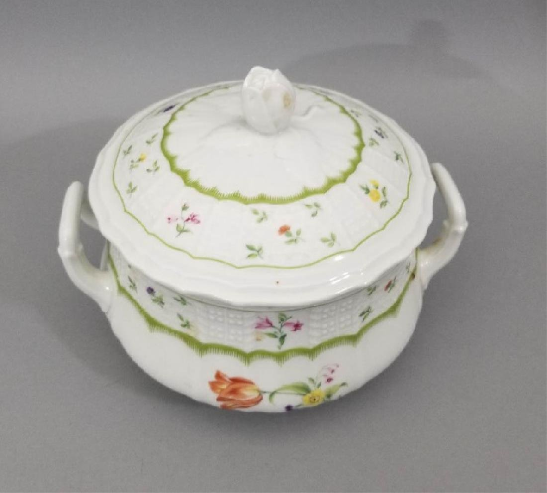 Large Heinrich Germany Chambord Serving Tureen - 3
