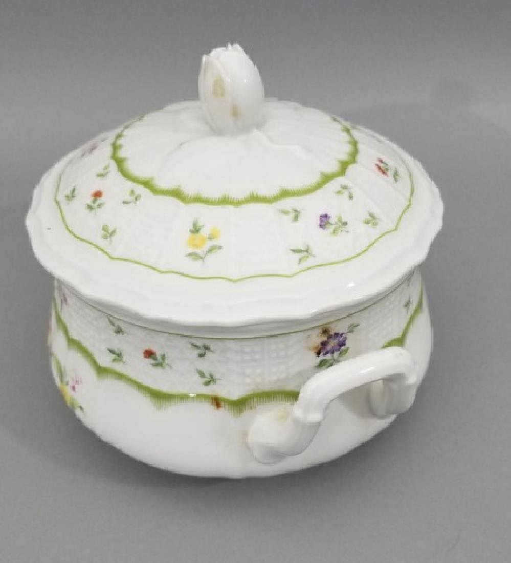 Large Heinrich Germany Chambord Serving Tureen - 7