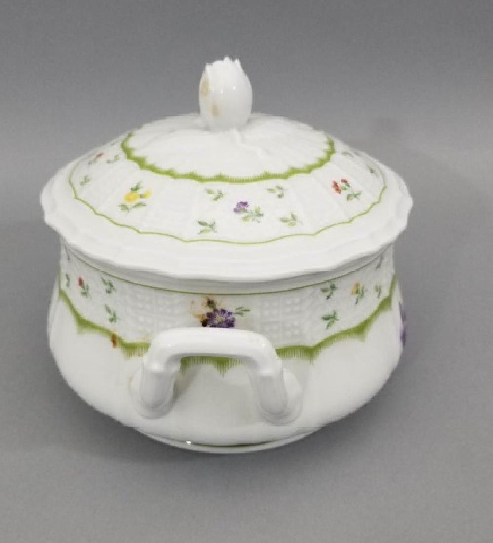 Large Heinrich Germany Chambord Serving Tureen - 8