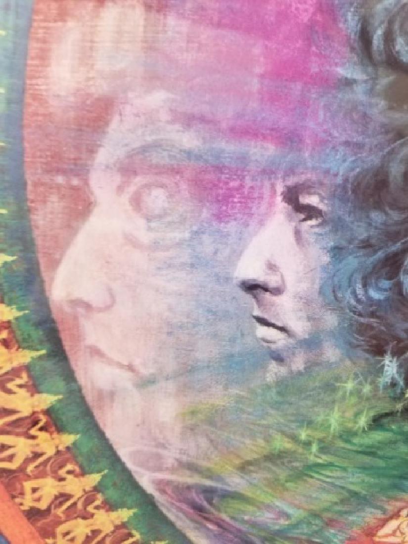 Bob Dylan Framed Pop Poster Art - 4
