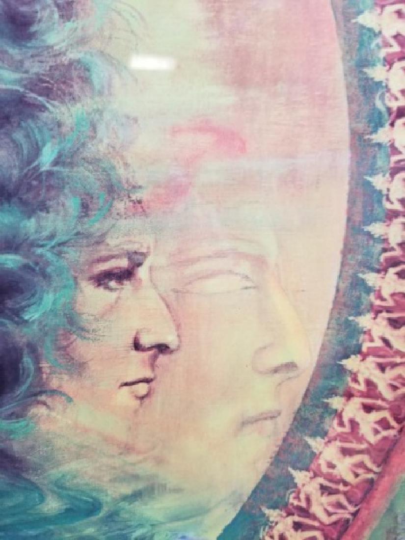 Bob Dylan Framed Pop Poster Art - 5