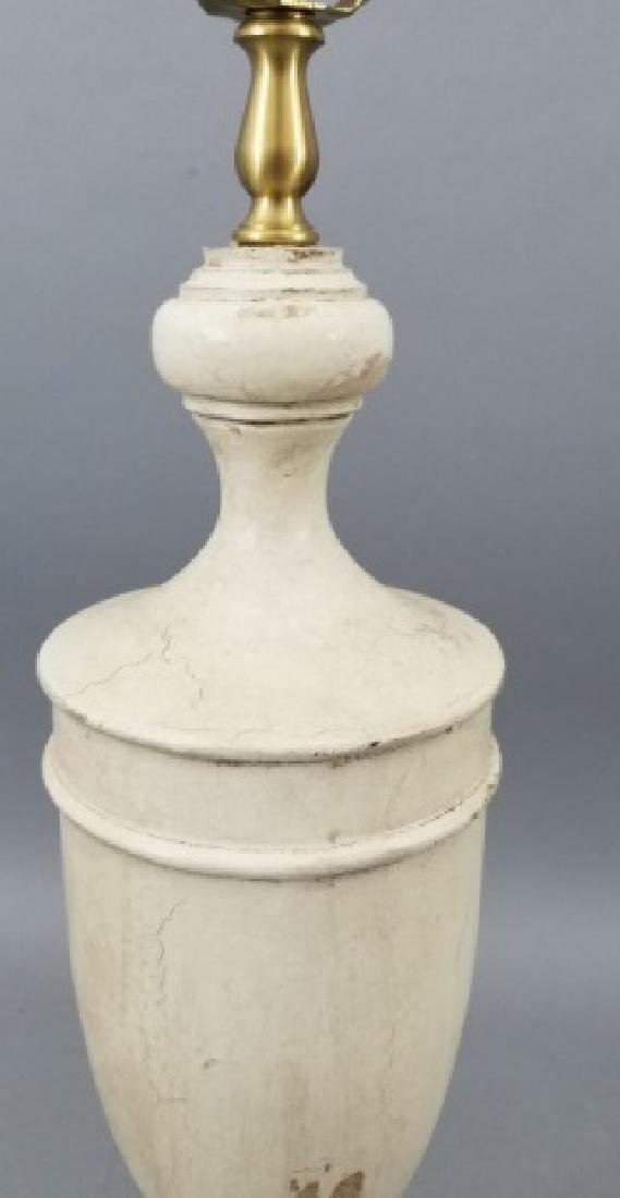 Contemporary Neo Classical / Empire Style Urn Lamp - 7