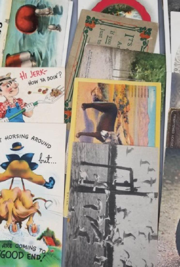 Group Antique & Vintage Post Cards Bridges Canals - 4