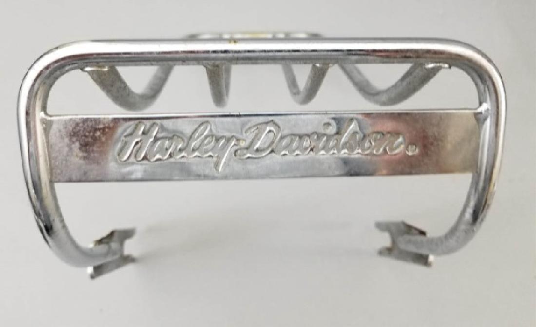 2 Original Vintage Harley-Davidson Fatboy Items - 2