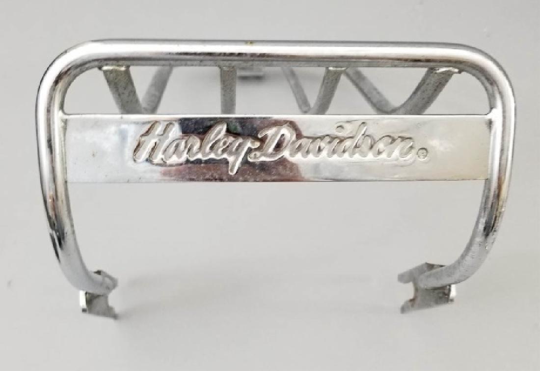 2 Original Vintage Harley-Davidson Fatboy Items - 8
