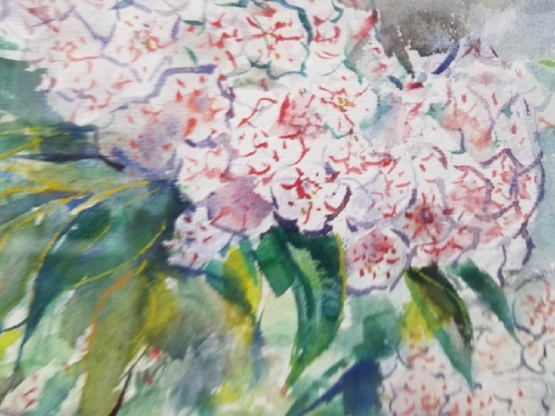 2 Watercolor Paintings by Grace Huntley Pugh - 2